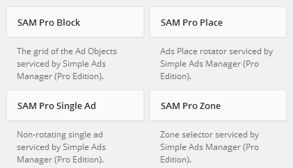 Outputting Ads on the Site | UncleSAM